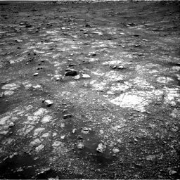 Nasa's Mars rover Curiosity acquired this image using its Right Navigation Camera on Sol 3018, at drive 2318, site number 85