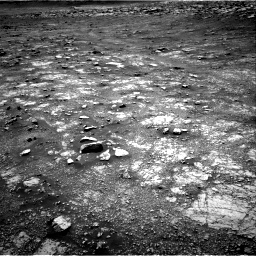 Nasa's Mars rover Curiosity acquired this image using its Right Navigation Camera on Sol 3018, at drive 2324, site number 85