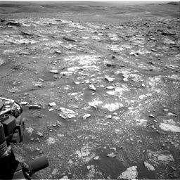 Nasa's Mars rover Curiosity acquired this image using its Right Navigation Camera on Sol 3018, at drive 2330, site number 85