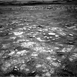 Nasa's Mars rover Curiosity acquired this image using its Right Navigation Camera on Sol 3018, at drive 2342, site number 85