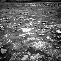 Nasa's Mars rover Curiosity acquired this image using its Right Navigation Camera on Sol 3018, at drive 2354, site number 85