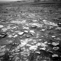 Nasa's Mars rover Curiosity acquired this image using its Right Navigation Camera on Sol 3018, at drive 2366, site number 85