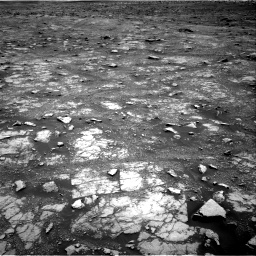 Nasa's Mars rover Curiosity acquired this image using its Right Navigation Camera on Sol 3018, at drive 2384, site number 85