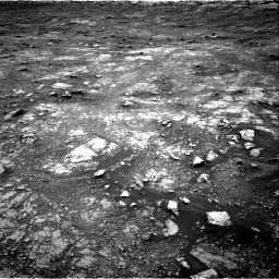 Nasa's Mars rover Curiosity acquired this image using its Right Navigation Camera on Sol 3018, at drive 2402, site number 85