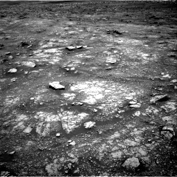Nasa's Mars rover Curiosity acquired this image using its Right Navigation Camera on Sol 3018, at drive 2408, site number 85