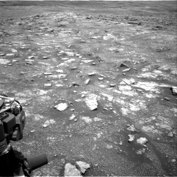Nasa's Mars rover Curiosity acquired this image using its Right Navigation Camera on Sol 3018, at drive 2420, site number 85