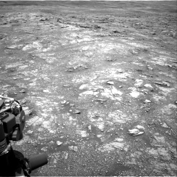 Nasa's Mars rover Curiosity acquired this image using its Right Navigation Camera on Sol 3018, at drive 2444, site number 85