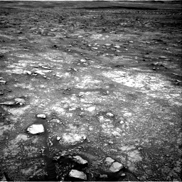 Nasa's Mars rover Curiosity acquired this image using its Right Navigation Camera on Sol 3018, at drive 2450, site number 85