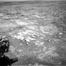 Nasa's Mars rover Curiosity acquired this image using its Right Navigation Camera on Sol 3018, at drive 2462, site number 85
