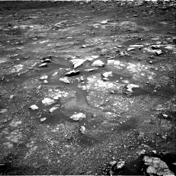 Nasa's Mars rover Curiosity acquired this image using its Right Navigation Camera on Sol 3018, at drive 2474, site number 85