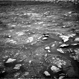 Nasa's Mars rover Curiosity acquired this image using its Right Navigation Camera on Sol 3018, at drive 2480, site number 85