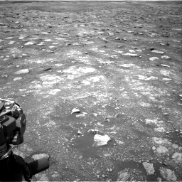 Nasa's Mars rover Curiosity acquired this image using its Right Navigation Camera on Sol 3018, at drive 2498, site number 85