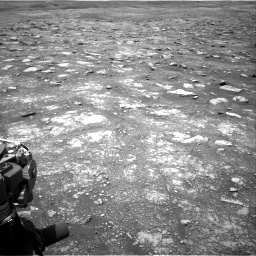 Nasa's Mars rover Curiosity acquired this image using its Right Navigation Camera on Sol 3018, at drive 2504, site number 85