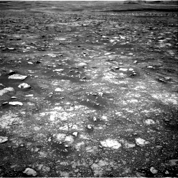 Nasa's Mars rover Curiosity acquired this image using its Right Navigation Camera on Sol 3018, at drive 2510, site number 85