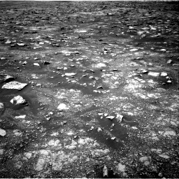 Nasa's Mars rover Curiosity acquired this image using its Right Navigation Camera on Sol 3018, at drive 2522, site number 85