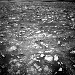Nasa's Mars rover Curiosity acquired this image using its Right Navigation Camera on Sol 3018, at drive 2534, site number 85