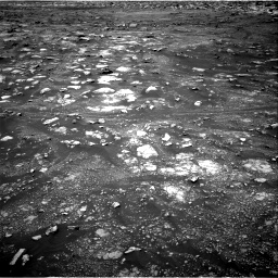 Nasa's Mars rover Curiosity acquired this image using its Right Navigation Camera on Sol 3018, at drive 2546, site number 85