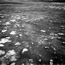 Nasa's Mars rover Curiosity acquired this image using its Right Navigation Camera on Sol 3018, at drive 2564, site number 85