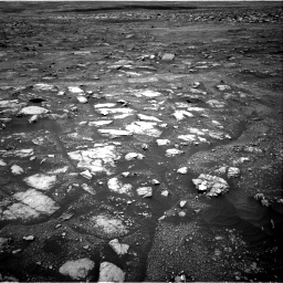 Nasa's Mars rover Curiosity acquired this image using its Right Navigation Camera on Sol 3018, at drive 2582, site number 85