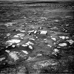 Nasa's Mars rover Curiosity acquired this image using its Right Navigation Camera on Sol 3018, at drive 2612, site number 85