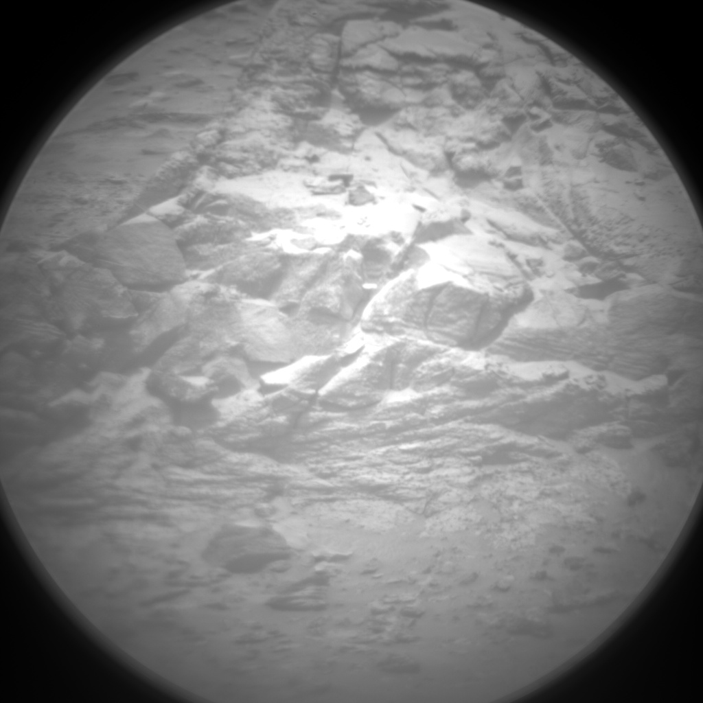 Nasa's Mars rover Curiosity acquired this image using its Chemistry & Camera (ChemCam) on Sol 3020, at drive 2618, site number 85