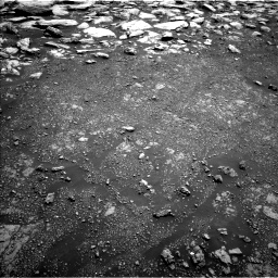 Nasa's Mars rover Curiosity acquired this image using its Left Navigation Camera on Sol 3020, at drive 2666, site number 85