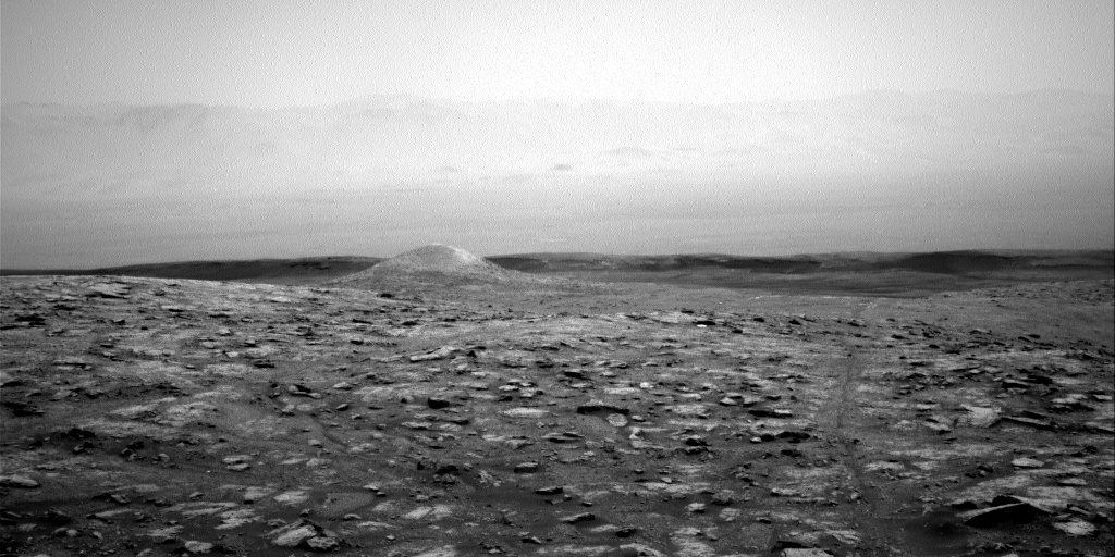 Nasa's Mars rover Curiosity acquired this image using its Right Navigation Camera on Sol 3020, at drive 2618, site number 85