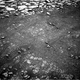 Nasa's Mars rover Curiosity acquired this image using its Right Navigation Camera on Sol 3020, at drive 2660, site number 85