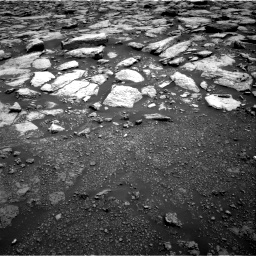 Nasa's Mars rover Curiosity acquired this image using its Right Navigation Camera on Sol 3020, at drive 2708, site number 85