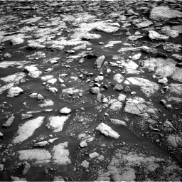 Nasa's Mars rover Curiosity acquired this image using its Right Navigation Camera on Sol 3020, at drive 2792, site number 85