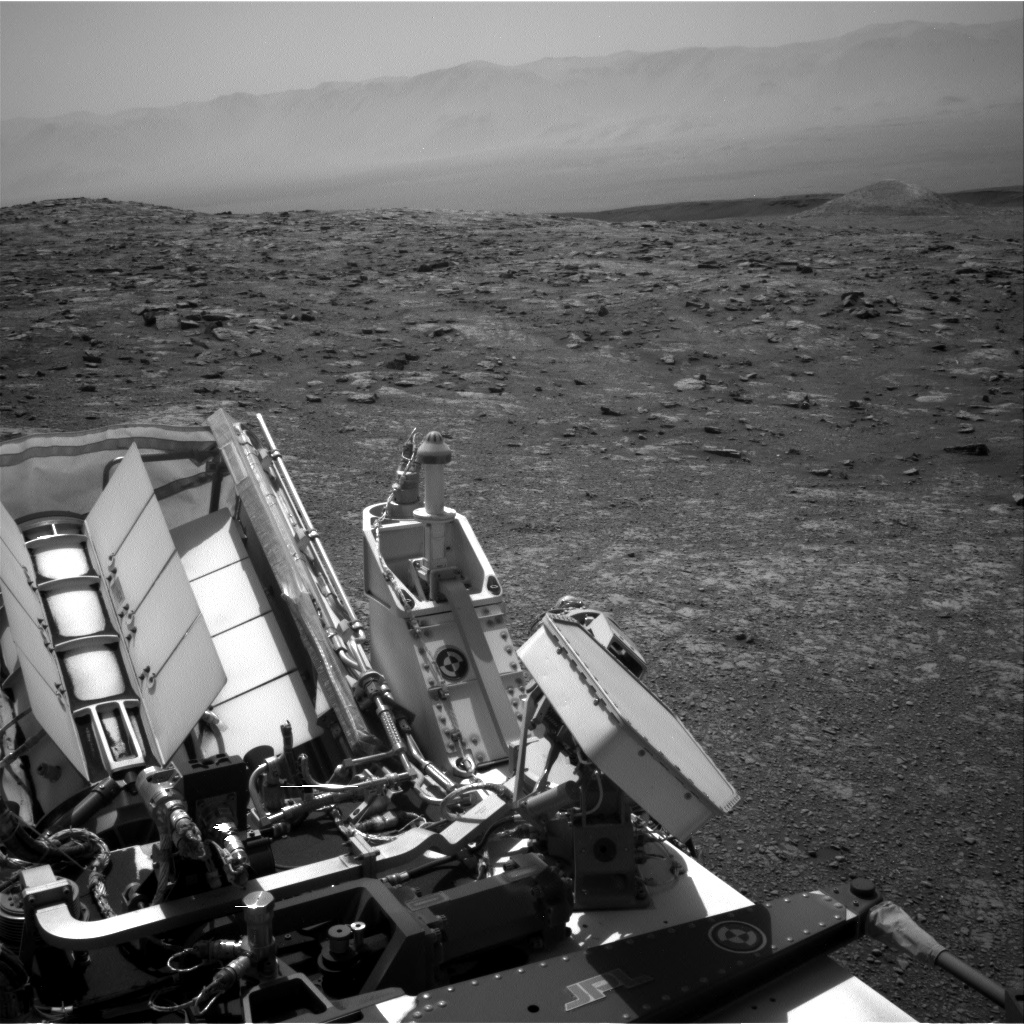 Nasa's Mars rover Curiosity acquired this image using its Right Navigation Camera on Sol 3020, at drive 0, site number 86