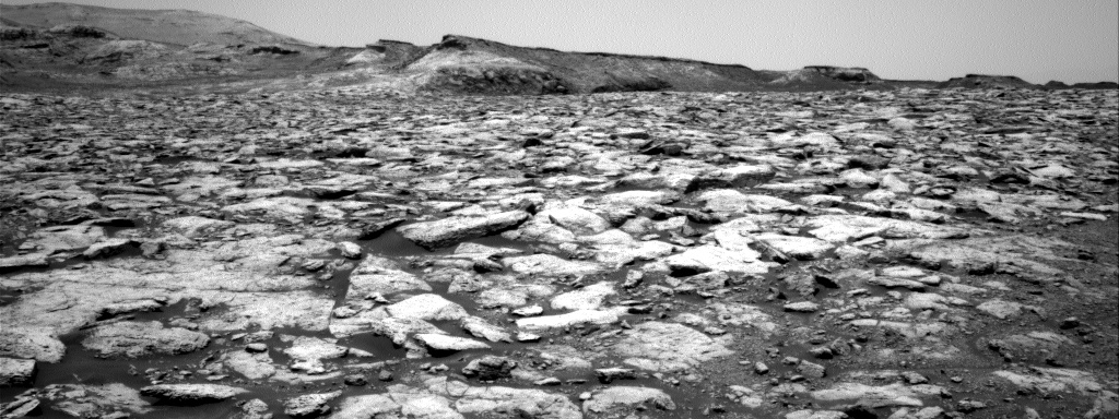 Nasa's Mars rover Curiosity acquired this image using its Right Navigation Camera on Sol 3021, at drive 0, site number 86