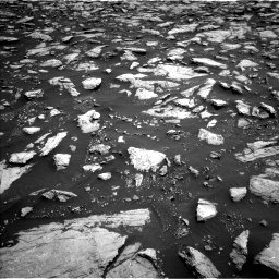 Nasa's Mars rover Curiosity acquired this image using its Left Navigation Camera on Sol 3022, at drive 120, site number 86