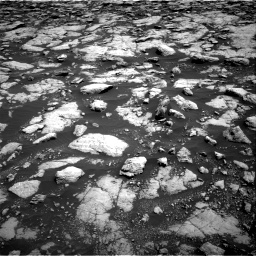 Nasa's Mars rover Curiosity acquired this image using its Right Navigation Camera on Sol 3022, at drive 6, site number 86