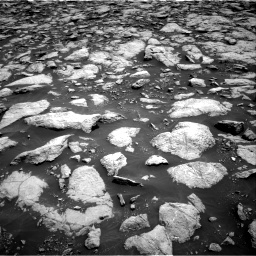 Nasa's Mars rover Curiosity acquired this image using its Right Navigation Camera on Sol 3022, at drive 78, site number 86