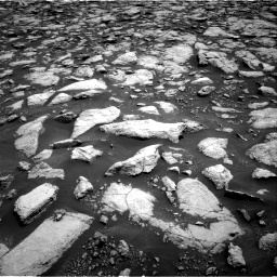 Nasa's Mars rover Curiosity acquired this image using its Right Navigation Camera on Sol 3022, at drive 84, site number 86