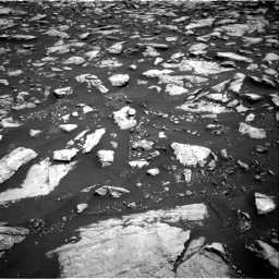 Nasa's Mars rover Curiosity acquired this image using its Right Navigation Camera on Sol 3022, at drive 126, site number 86
