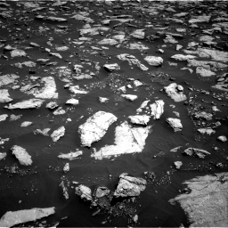 Nasa's Mars rover Curiosity acquired this image using its Right Navigation Camera on Sol 3022, at drive 132, site number 86