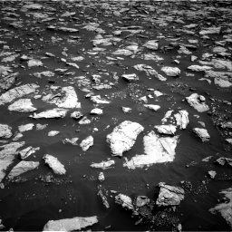 Nasa's Mars rover Curiosity acquired this image using its Right Navigation Camera on Sol 3022, at drive 138, site number 86