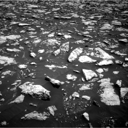 Nasa's Mars rover Curiosity acquired this image using its Right Navigation Camera on Sol 3022, at drive 156, site number 86