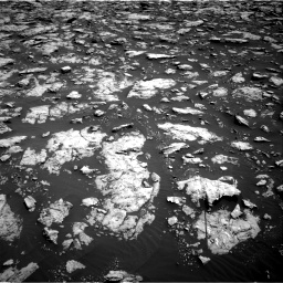 Nasa's Mars rover Curiosity acquired this image using its Right Navigation Camera on Sol 3022, at drive 168, site number 86