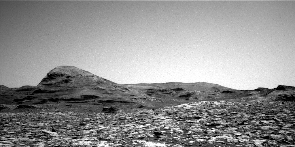 Nasa's Mars rover Curiosity acquired this image using its Right Navigation Camera on Sol 3022, at drive 174, site number 86