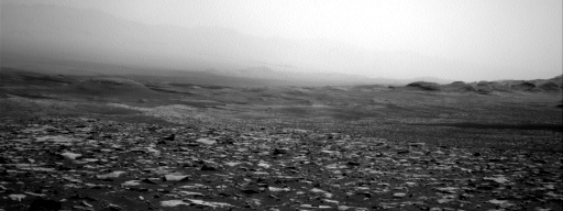 Nasa's Mars rover Curiosity acquired this image using its Right Navigation Camera on Sol 3023, at drive 174, site number 86