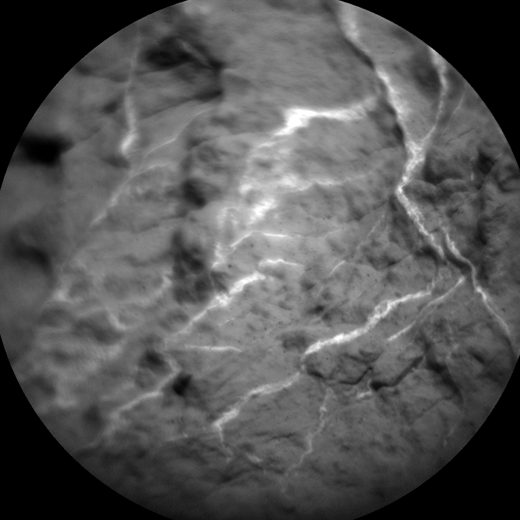 Nasa's Mars rover Curiosity acquired this image using its Chemistry & Camera (ChemCam) on Sol 3024, at drive 174, site number 86