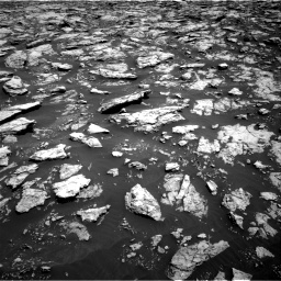 Nasa's Mars rover Curiosity acquired this image using its Right Navigation Camera on Sol 3025, at drive 180, site number 86