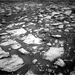 Nasa's Mars rover Curiosity acquired this image using its Right Navigation Camera on Sol 3025, at drive 228, site number 86