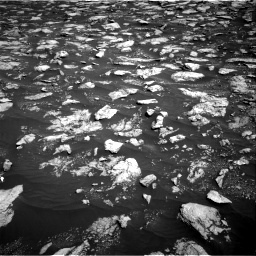 Nasa's Mars rover Curiosity acquired this image using its Right Navigation Camera on Sol 3025, at drive 294, site number 86