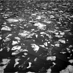 Nasa's Mars rover Curiosity acquired this image using its Right Navigation Camera on Sol 3025, at drive 312, site number 86