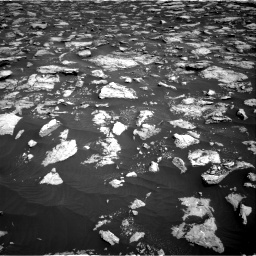 Nasa's Mars rover Curiosity acquired this image using its Right Navigation Camera on Sol 3025, at drive 324, site number 86