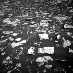 Nasa's Mars rover Curiosity acquired this image using its Right Navigation Camera on Sol 3025, at drive 336, site number 86